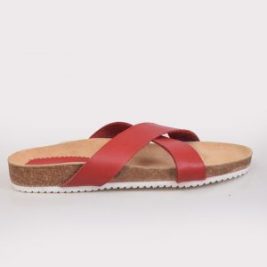 Stockie CrissCross – Ox Blood