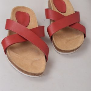 Stockie CrissCross – Red